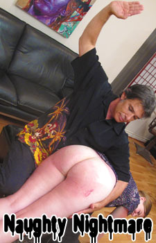 Fully Nude Spankings