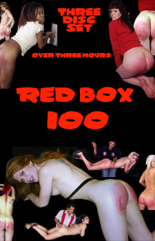 Red Box Spanking DVD