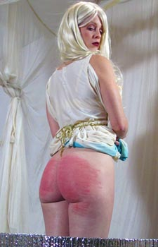 Hard Initiation Spankings