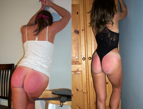 Spanked Girlfriends