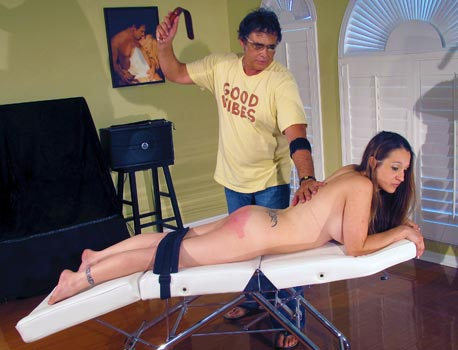 Severe Strapping Spankings