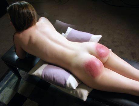 hard spanking tube