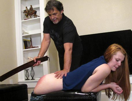 Spanking Young Women