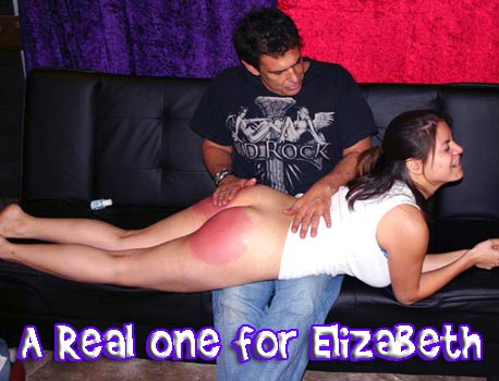 Bare buttocks nurse spank story