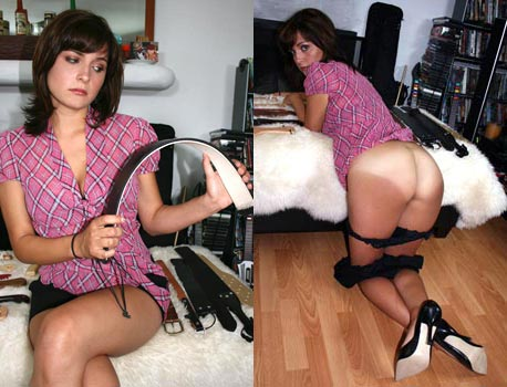 dallas spanks hard krissy 2 - samantha woodley strap · dancer spanked ...